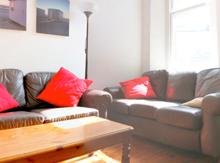 Student ground floor flat to rent, Cromwell Road, Bristol