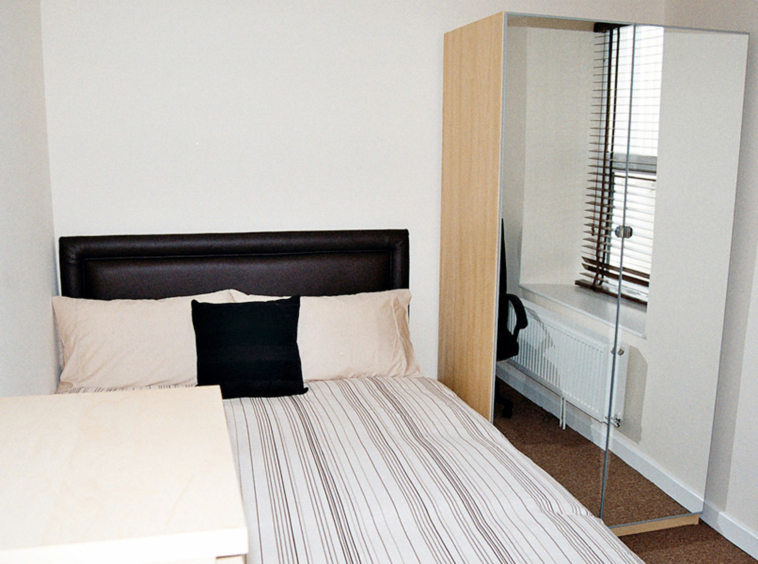 The Mutley Tavern student flat in Plymouth