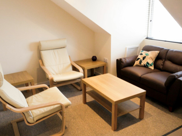 Student flat at The No Place, 2 bedroom flat to rent in Plymouth