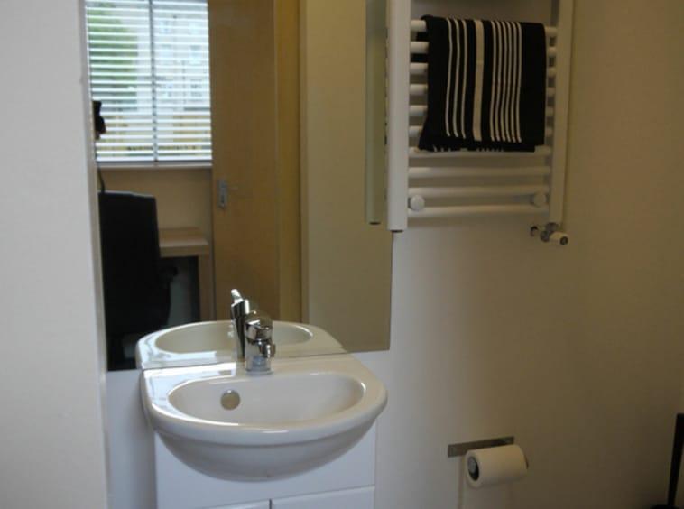 One bedroom Student apartments and studios at The Guild Tavern, Studio 1, Studio Apartment in Preston