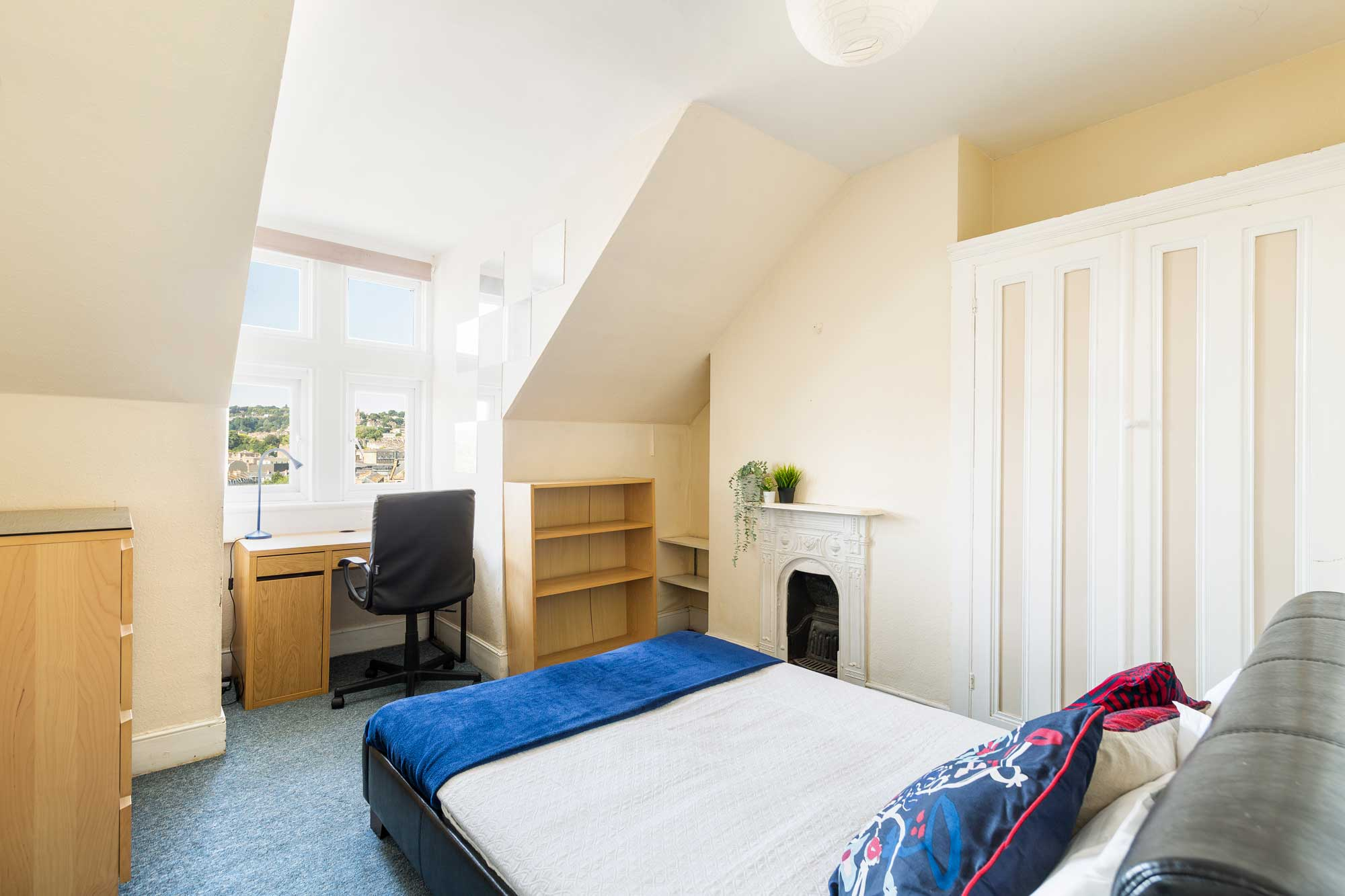 7 Bed House to rent to students at 89 Wells Road, Bath BA2 3AN