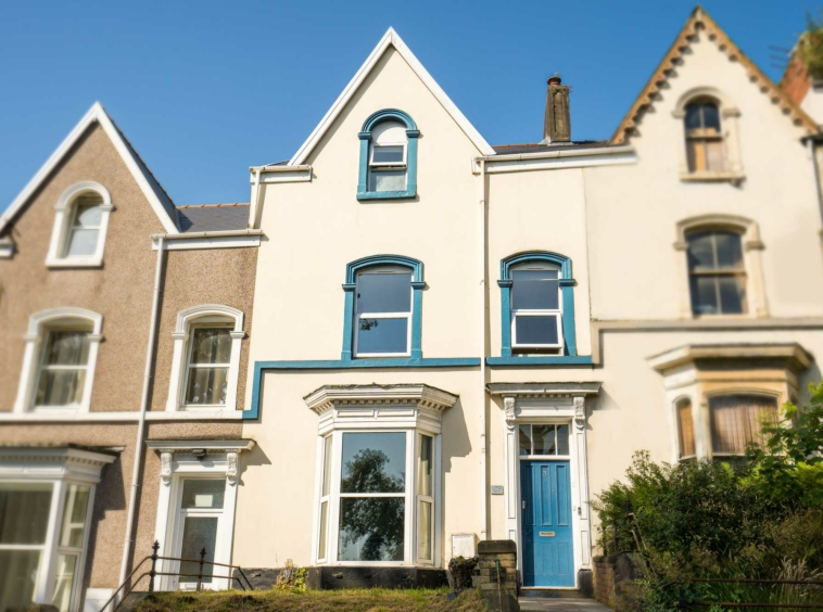 7 bedroom student house to rent at Uplands, Swansea