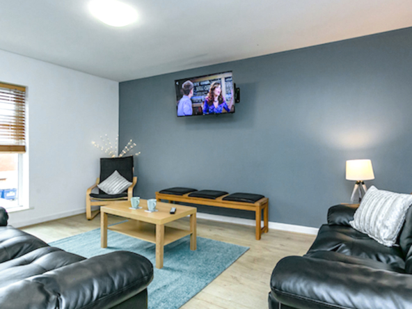 5 Bedrooms, 1st Floor Flat to rent to students at The Guild Tavern, Preston 20-22 Tithebarn Street, Preston PR1 1DL