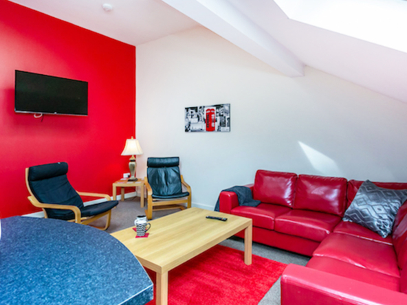 The Guild Tavern, 6 Bedrooms, 2nd Floor Flat, student accommodation in Preston